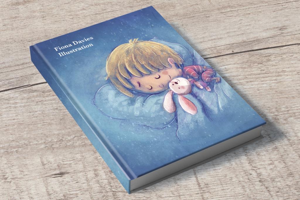 Hardback illustrated book