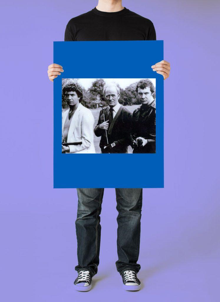 professional print poster