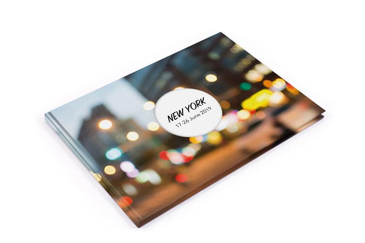 Landscape Hardback book